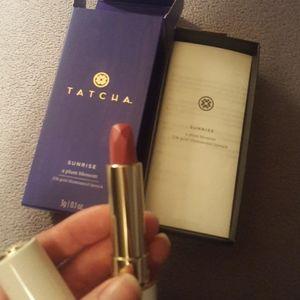 Tatcha Makeup - NIB tatcha sunrise lipstick